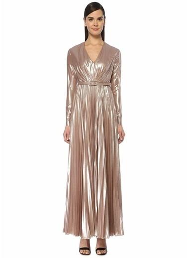 Beymen Collection Elbise Altın